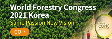 World Forestry Congress 2021 Korea, GO