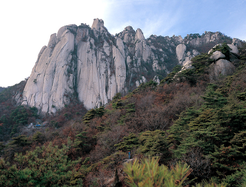 Dobong Mountain