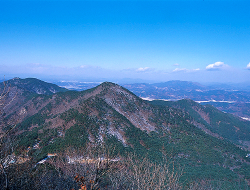 Yeonhwa Mountain