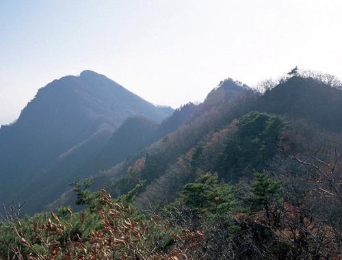 Youngmun Mountain