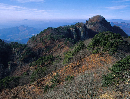 Cheongnyang Mountain