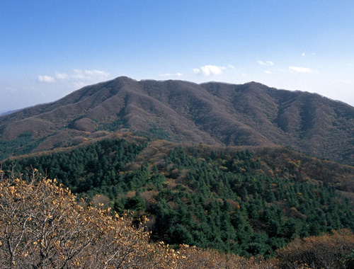 Chungnyeon Mountain