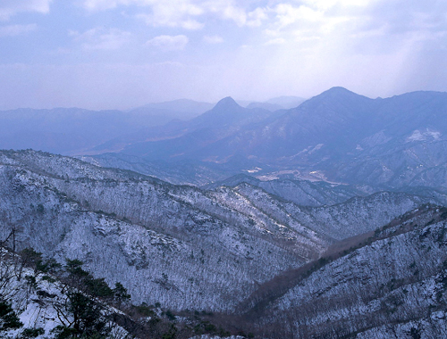 Hwangjang Mountain