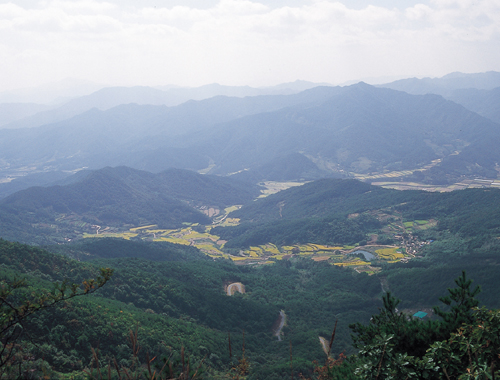 Tongmyung Mountain