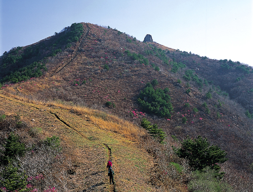 Woong Mountain