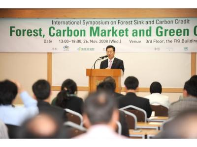 Forest, Carbon Market and Green Growth