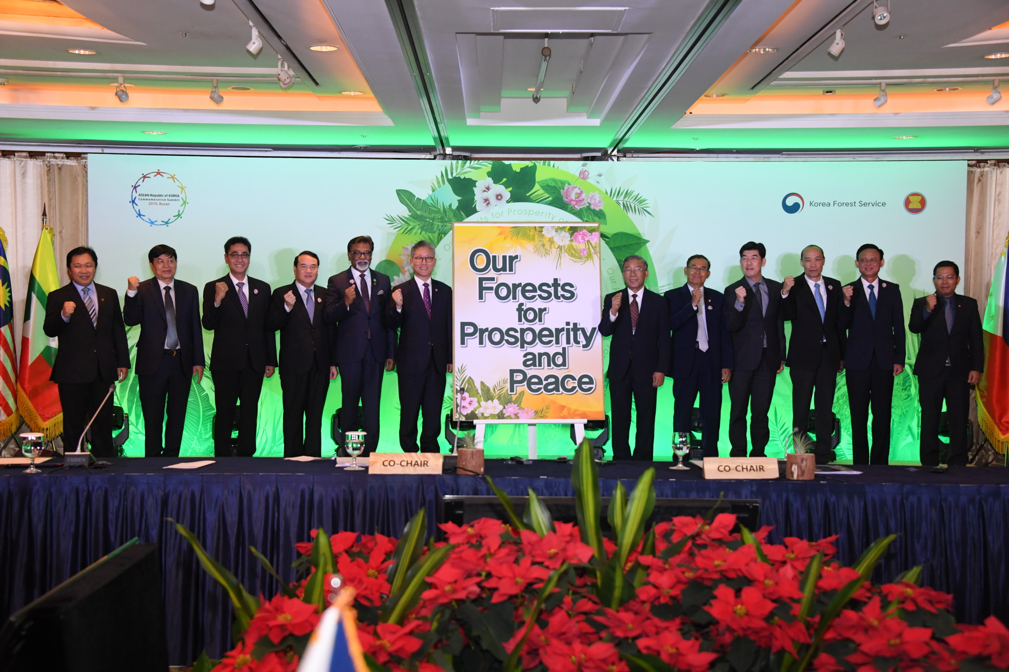 ASEAN-ROK High Level Meeting on Forestry 2019