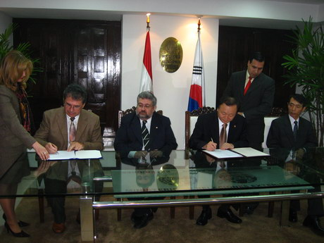 KFS ties the knot with Paraguay