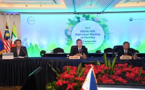 ASEAN-ROK High Level Meeting on Forestry...