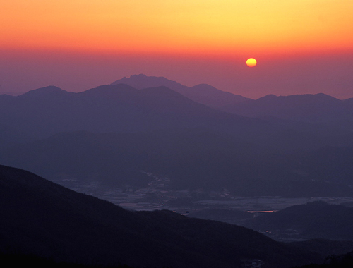 Duryun Mountain