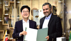 First MOU with Iran