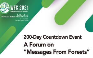 World Forestry Congress_D-200 Countdown Event